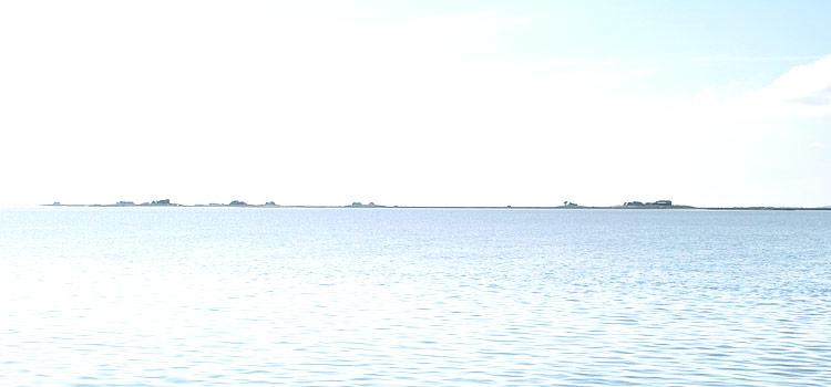 Die Hallig Oland - herzliche Menschen und Natur bis zum Horizont