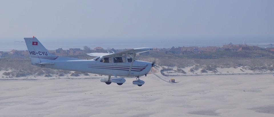 Was kostet ein Flug von Norddeich nach Juist?